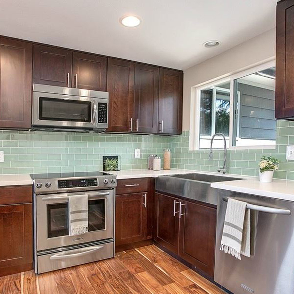 - Kitchen Backsplash Pictures - Subway Tile Outlet