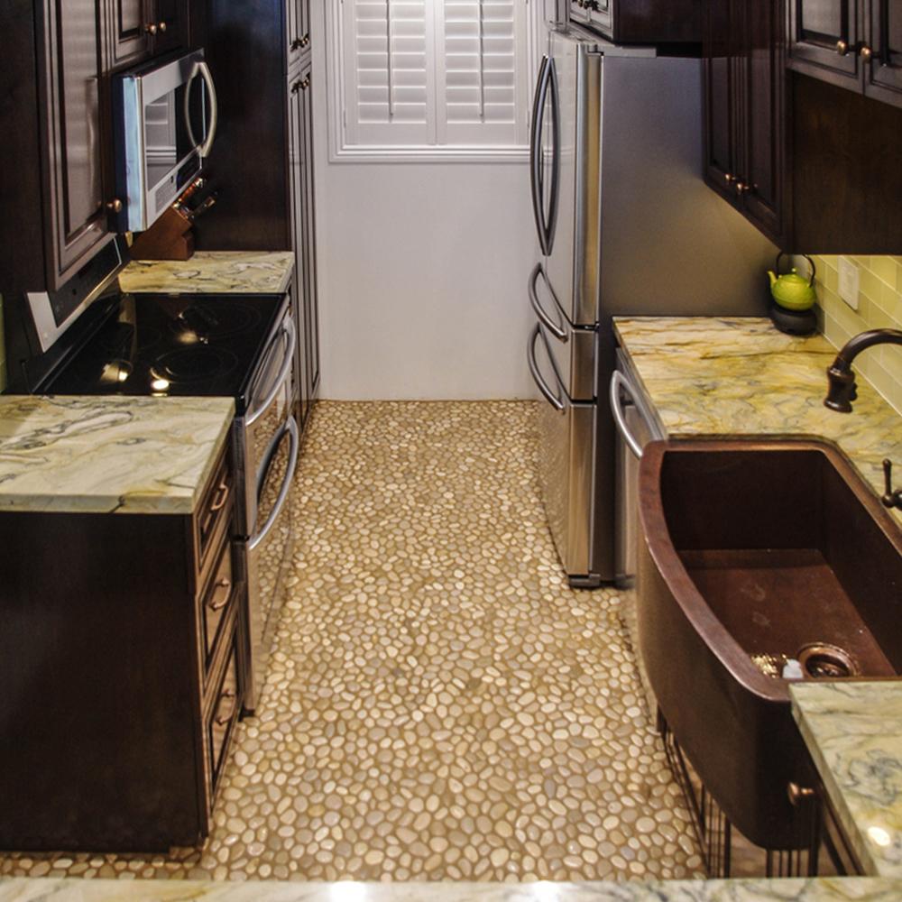 glazed-java-tan-pebble-tile-kicten-flooring