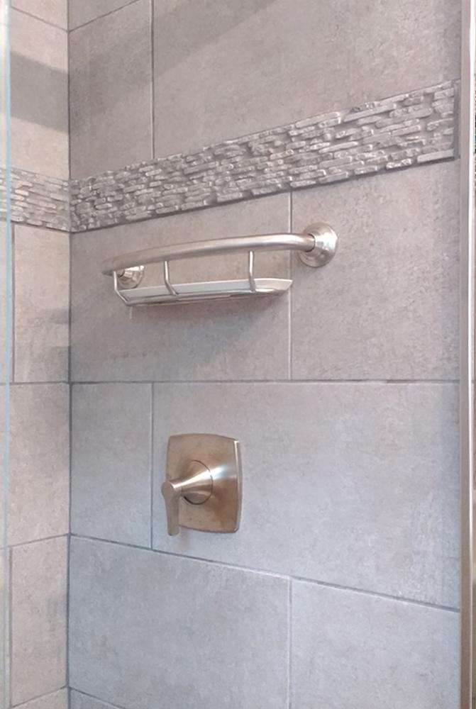 stone-grey-standing-mosaic-tile-shower-border