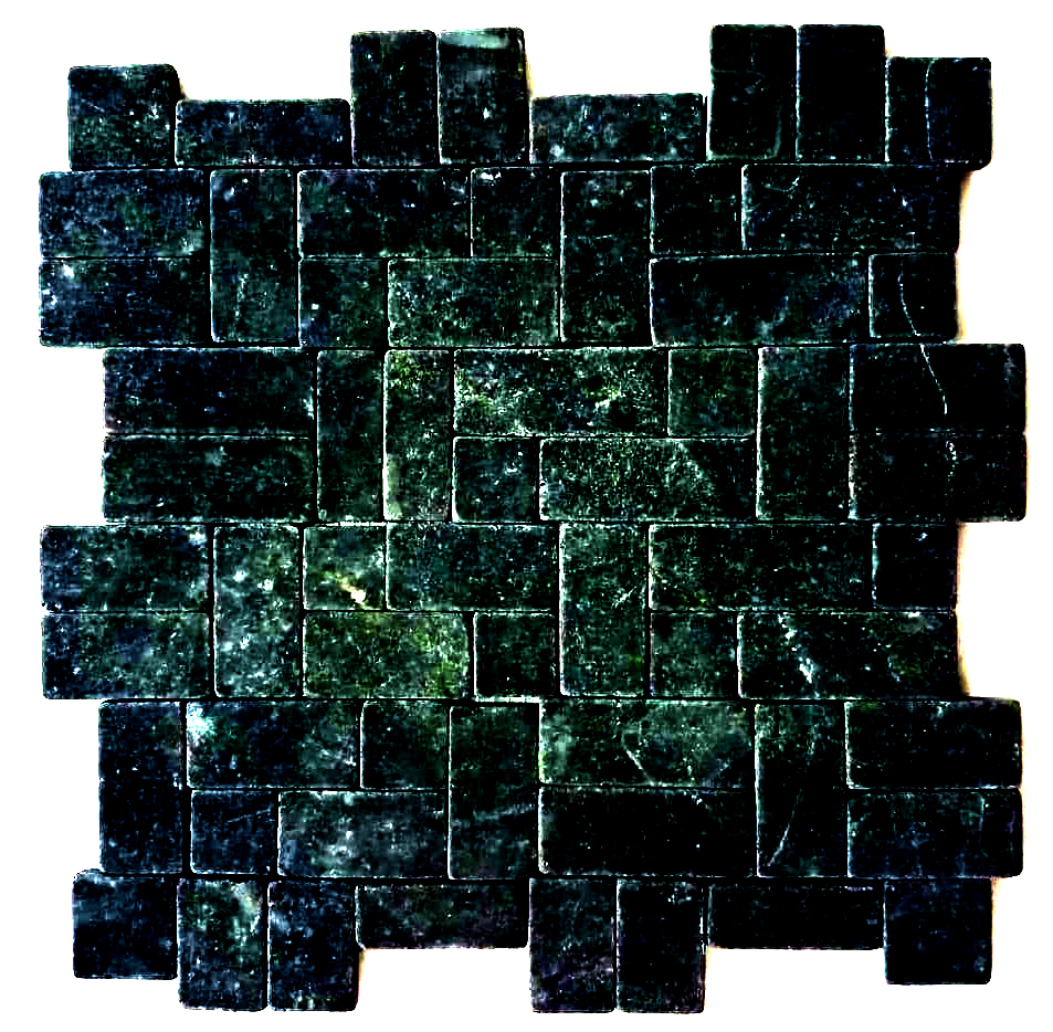 Black New Antique Mosaic