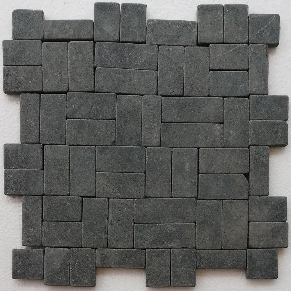 Black New Antique Mosaic