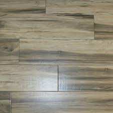 Black Ash Wood Look Porcelain Tile