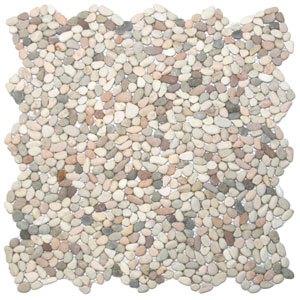 Mini Island Mix Pebble Tile