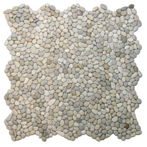 Mini Java Tan Pebble Tile