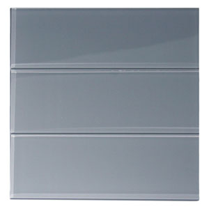 "Ocean Glass 4"" x 12"" Subway Tile"