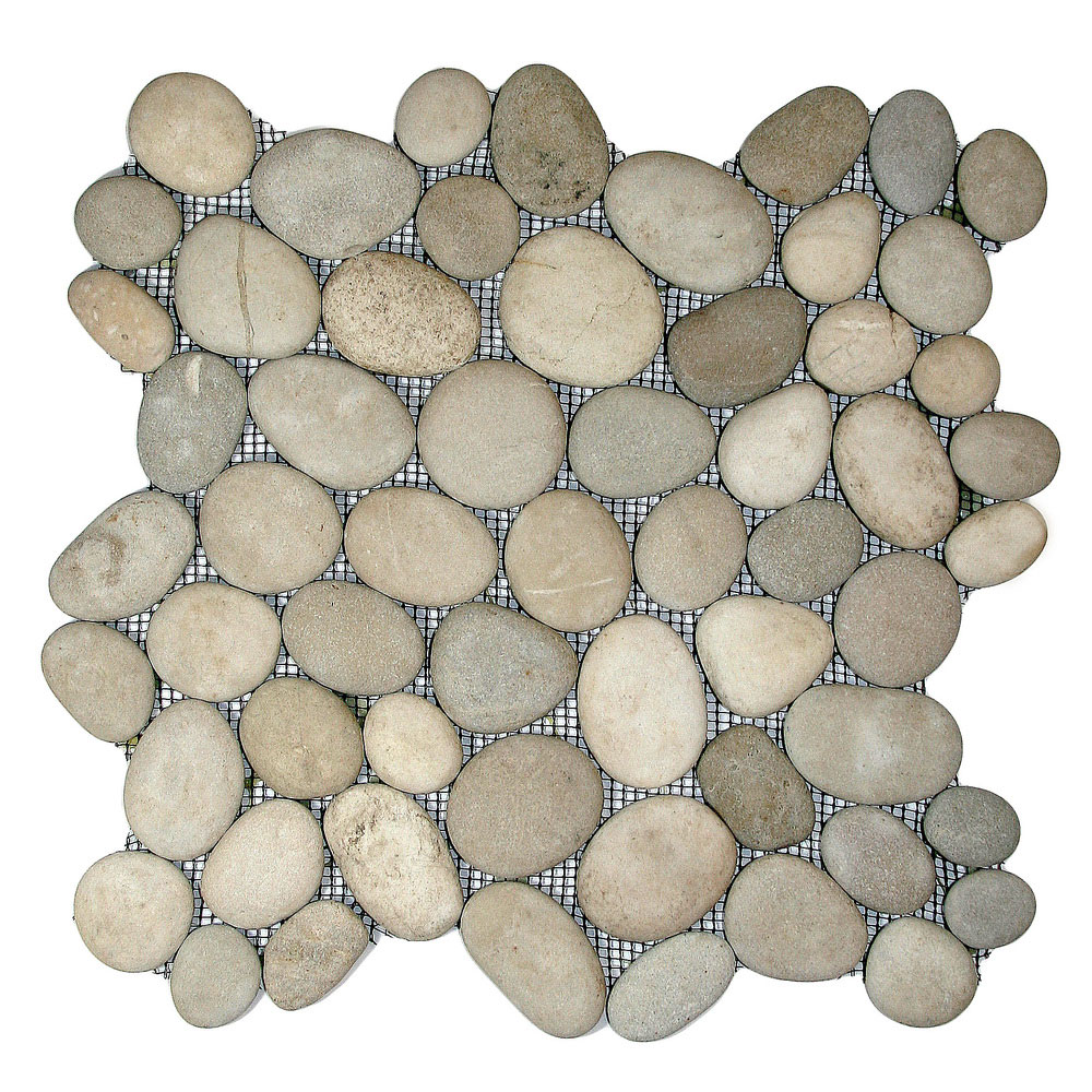 Java Tan Pebble Tile